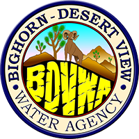 Bighorn Desert View Water Agency